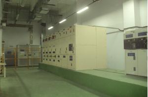 Đường dây và trạm biến áp (2x2000 + 1x1500)KVA 22/0,4KV - Bệnh Viện Đại học Y Dược TPHCM