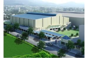 Hệ thống M-E nhà máy EBA - Giai đoạn 5