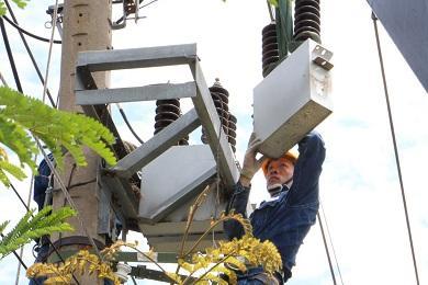 Hoàn thành nâng cấp điện áp trung thế lên 22 kV tại thành phố Hồ Chí Minh