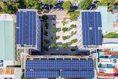 Kinh nghiệm sử dụng điện mặt trời ở Bà Rịa - Vũng Tàu