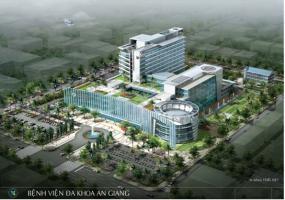 Thiết kế hệ thống điện dự án Bệnh viên Đa khoa tỉnh An Giang